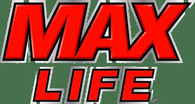 Логотип линейки моторных масел для двигателей с большим пробегом Valvoline MaxLife